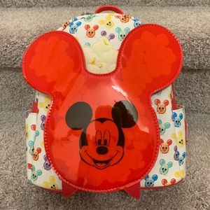 Disney Parks Popcorn Loungefly Mini Backpack